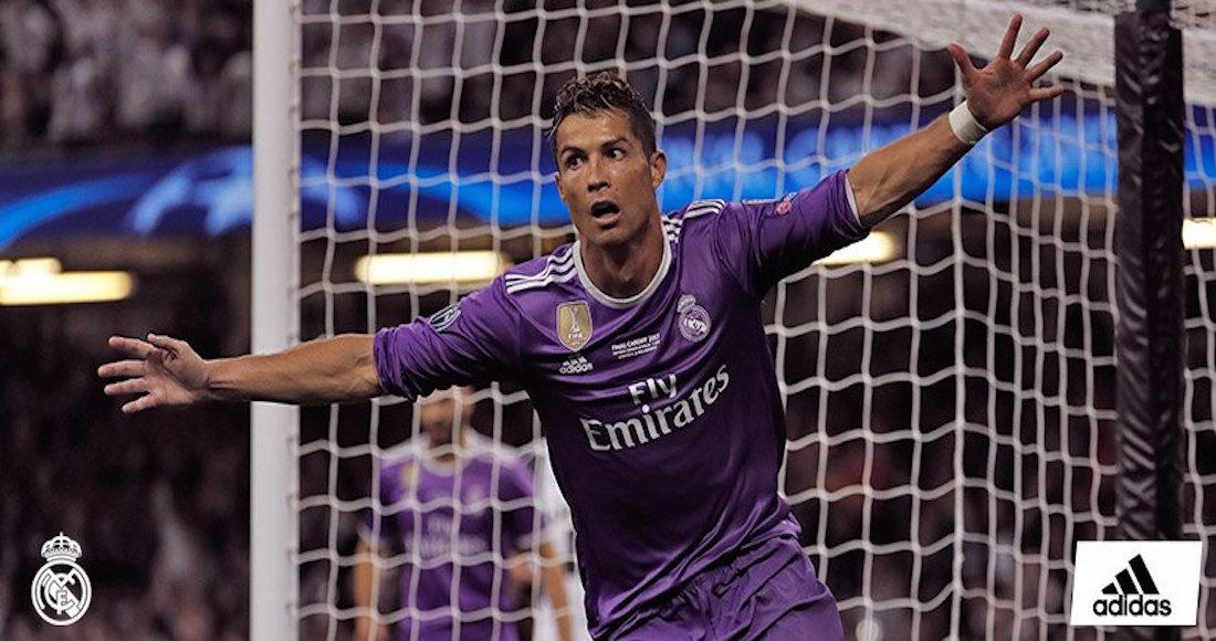Con doblete de CR7, Real Madrid gana duodécimo título de Champions