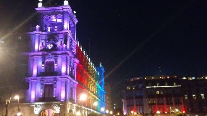 Iluminarán al Ángel de la Independencia en solidaridad a la comunidad LGBTTTI