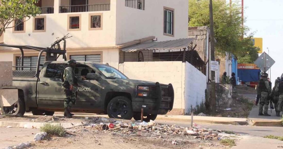 Cae coordinador de emboscada a militares en Culiacán en 2016