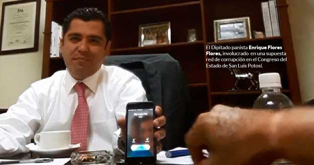 Deja su cargo Auditor Superior de SLP tras escándalo de video