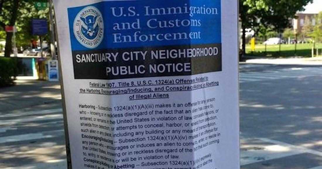 Aparecen falsos folletos pidiendo reportar indocumentados a las autoridades — Washington