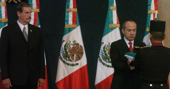 'Los mexicanos te seguimos manteniendo' increpa ciudadano a Fox