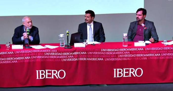 Conferencia del Premio Nobel de Economía Joseph Stiglitz