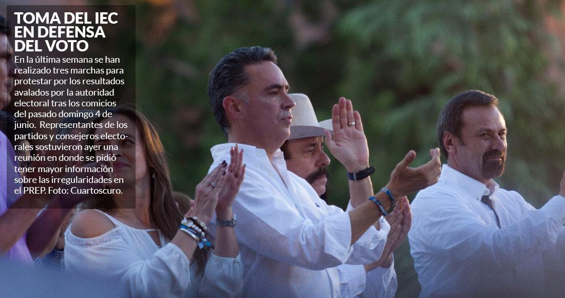 Elección de Coahuila tiene 103 impugnaciones