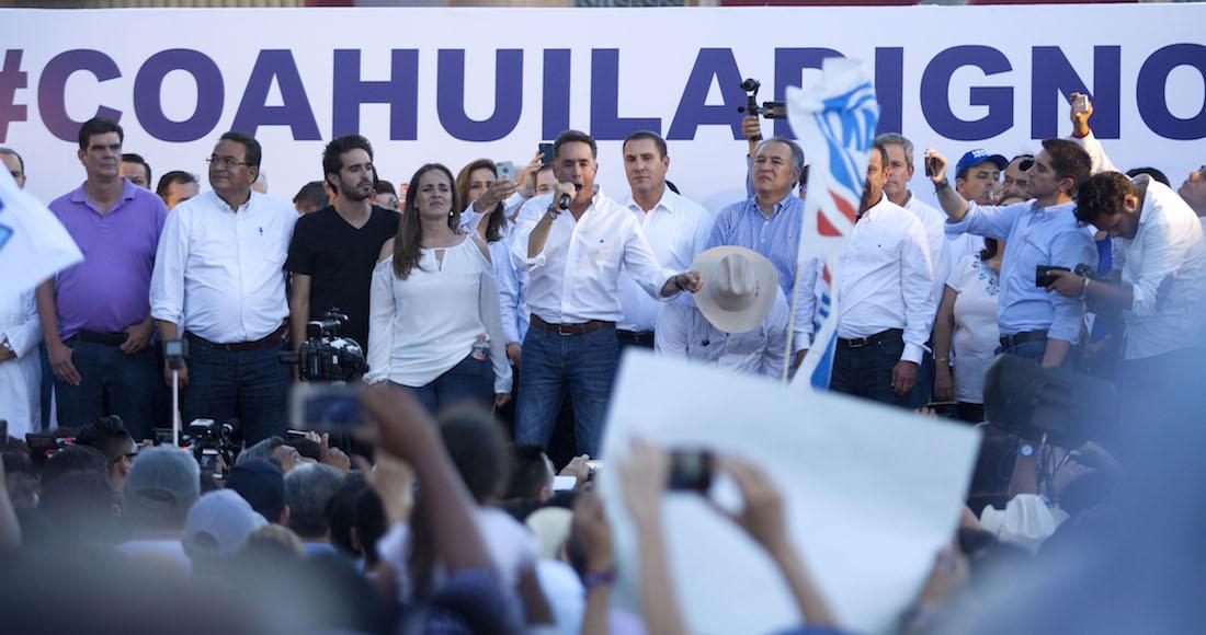 Guillermo Anaya confía en anular elección en Coahuila
