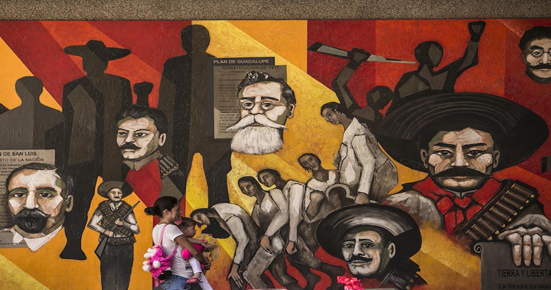Los Vestigios De La Revoluci N Mexicana Est N En Peligro