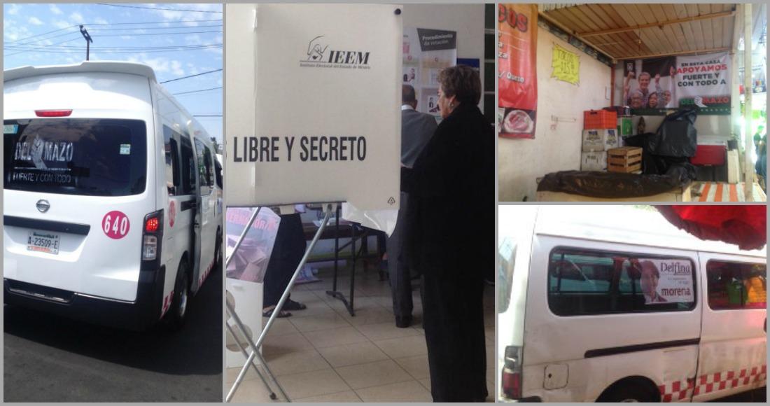 Se quejan electores por falta de boletas en casillas especiales del Edomex