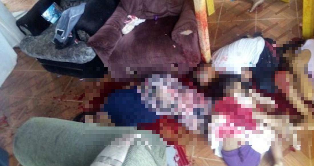 Asesinan a cuatro niños en Coatzacoalcos