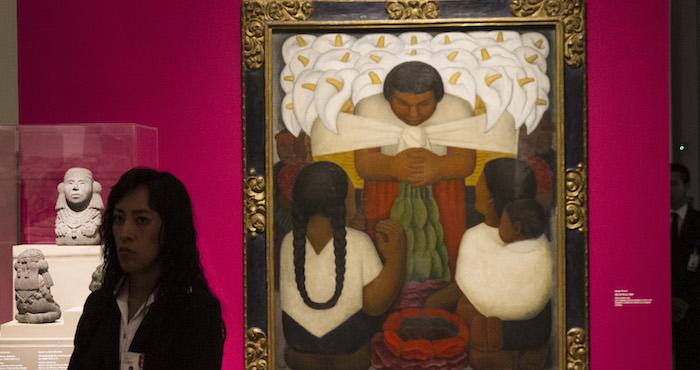 Dialogan Picasso y Rivera con 140 piezas en Bellas Artes