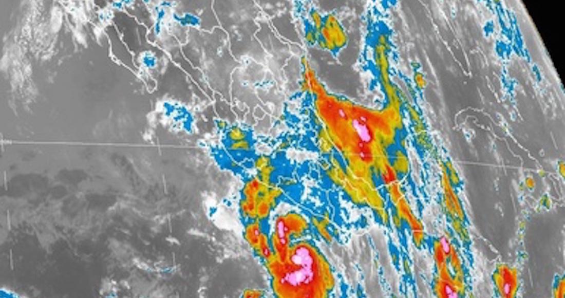 Dora ya es huracán categoría 1 en el Pacífico