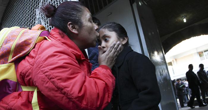 Kínder de Ecatepec impide entrada a festival del Día del Padre a niños sin papá