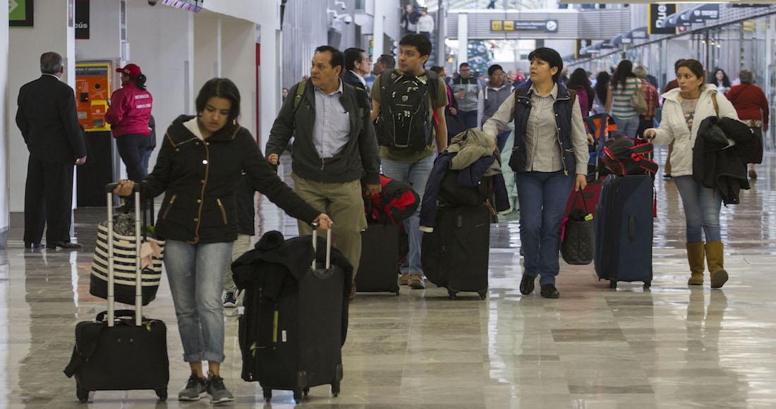 Los pasajeros podrán pedir indemnización por retrasos de vuelos en México