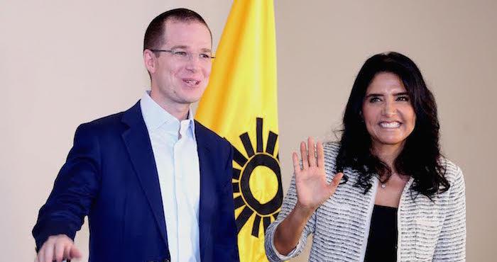 Zepeda va por presidencial del frente amplio del PRD