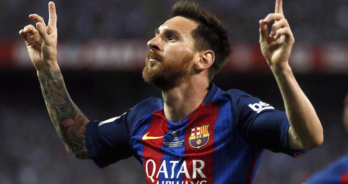 En España se anuncia la millonaria renovación de Messi con Barcelona