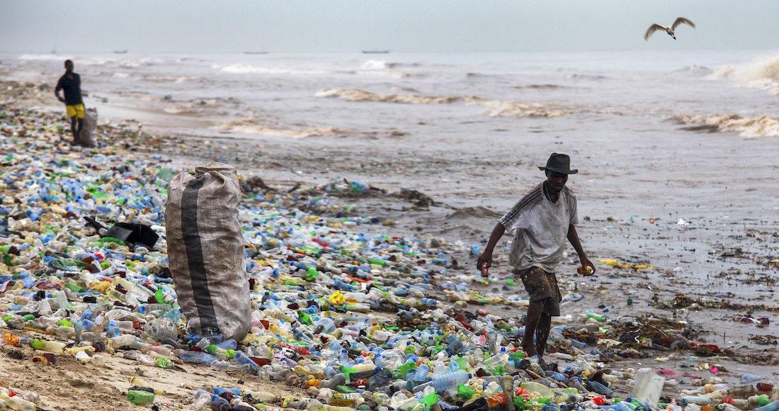 El ser humano produjo 8.300 millones de toneladas de plástico hasta 2015