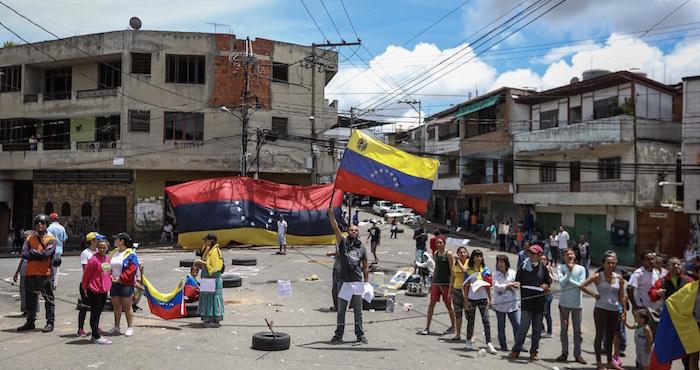 MUD: toma de Venezuela será este viernes desde las 12:30pm