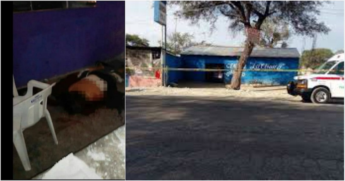 Matan a puñaladas a transexual en bar de Tehuacán