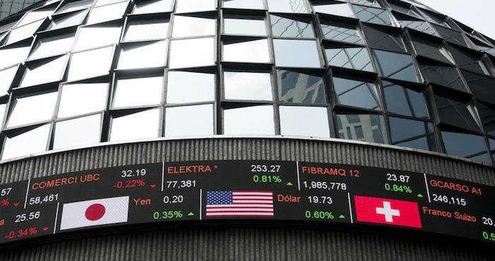 La bolsa de México retrocede 0,21 % al inicio de la sesión