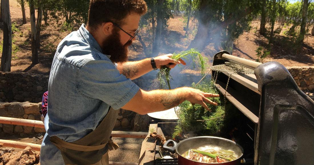 ENTREVISTA | Andrés Cartaya: cocina sin paredes ni fronteras - SinEmbargo