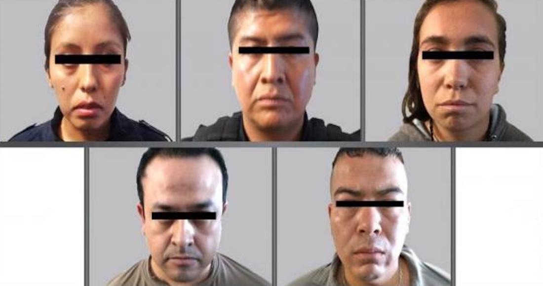 Arrestan a cinco policías acusados de secuestro en Atizapán