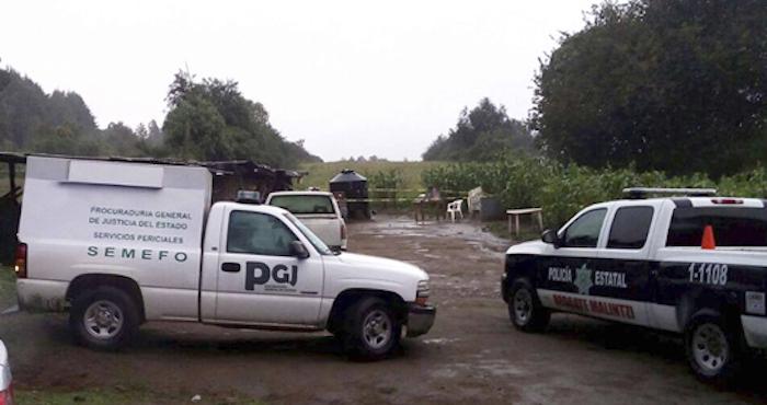 Cae rayo cerca de casa en Tlaxcala, un muerto y varios lesionados