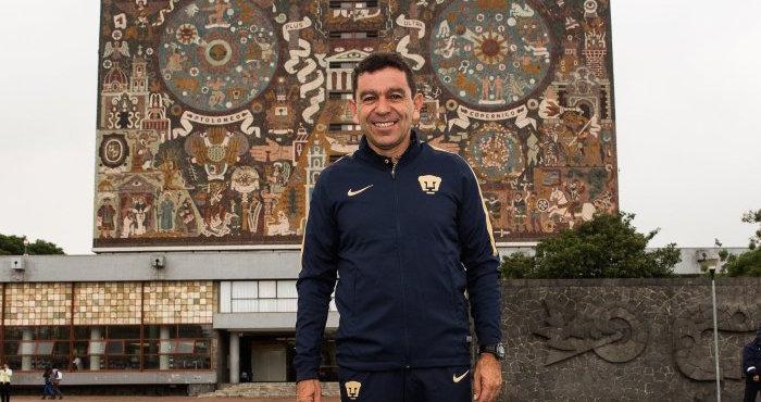 David Patiño asume el mando en Pumas