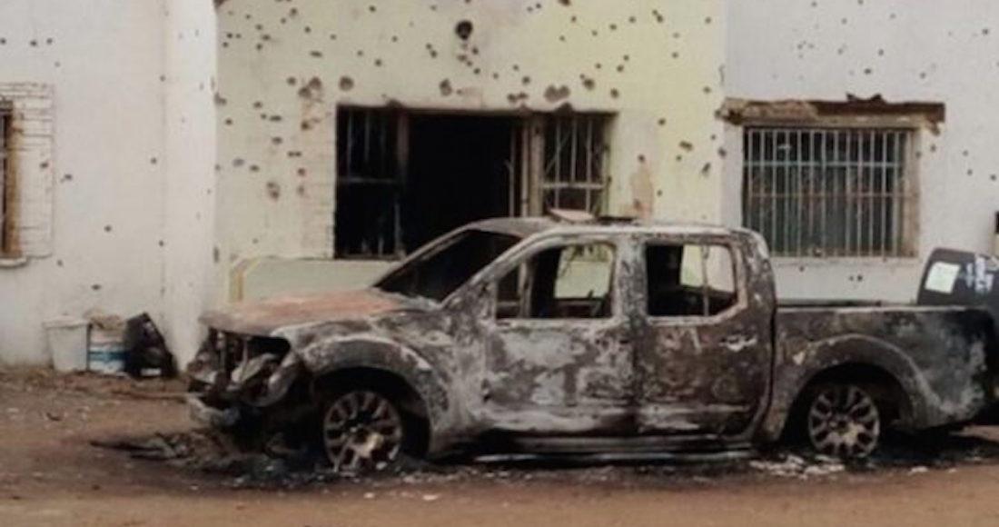 combate entre bandas criminales en madera chihuahua deja muertos y detenidos fiscala