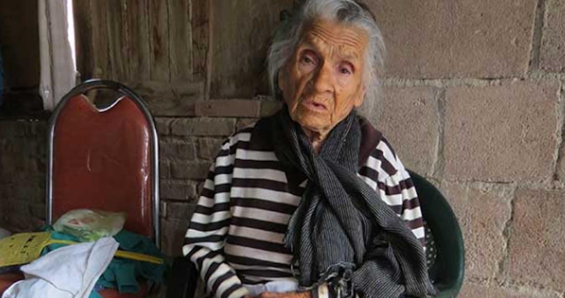 Presume Rubí 'gran vida' mientras su abuela pasa hambre