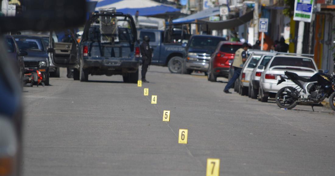 Guerrero encabeza entidades con más homicidios en el país