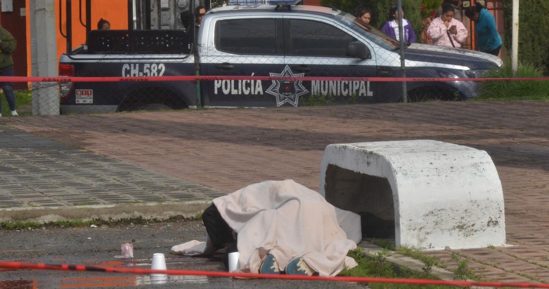 Asesinaron a pedradas a mujer en México