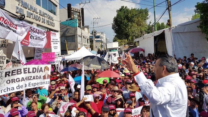 Anula Tribunal mexiquense 79 casillas de elección a Gobernador en Edomex
