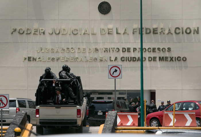 Javier Duarte iría a cárcel de máxima seguridad — PGR
