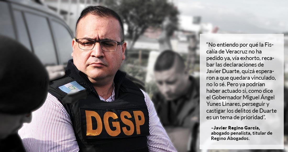 Exhibe PGR a la amante de Javier Duarte (FOTOS)