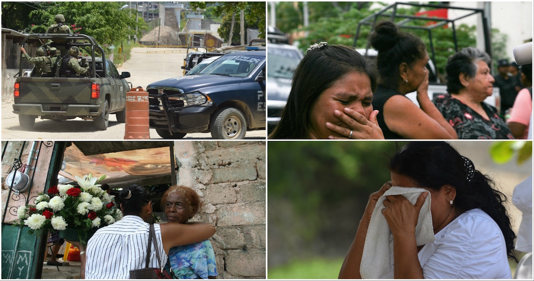 ONU pide al gobierno investigación sobre masacre en penal de Guerrero