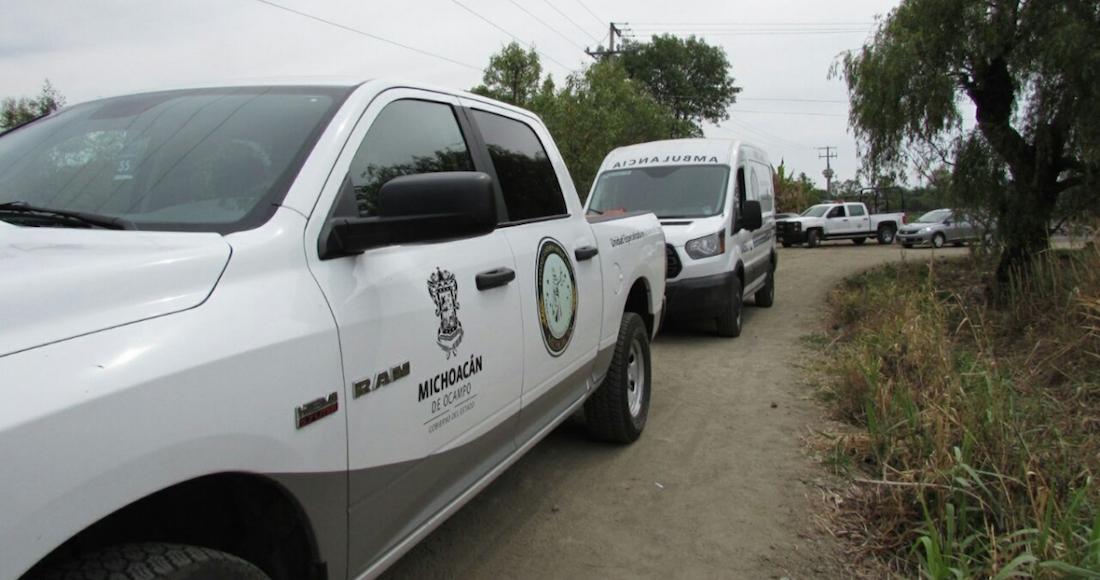 Hallan el cuerpo del director de Seguridad Pública de Aguililla, Michoacán