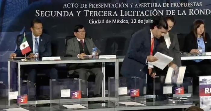 Consorcio México-Canadá se lleva 6 de 10 bloques de Ronda 2.2