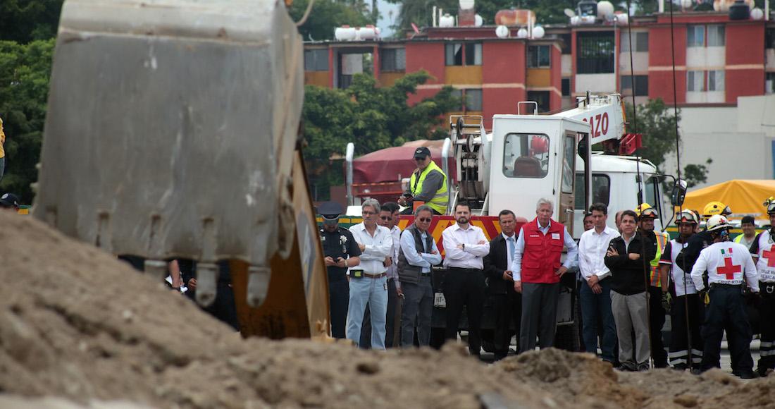 México, el mayor facturador para constructoras del Paso Exprés