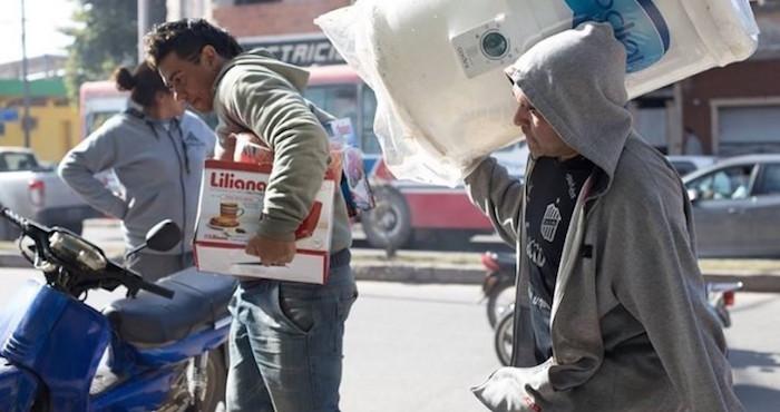 Creyó que había saqueos y se metió a robar — Tucumán