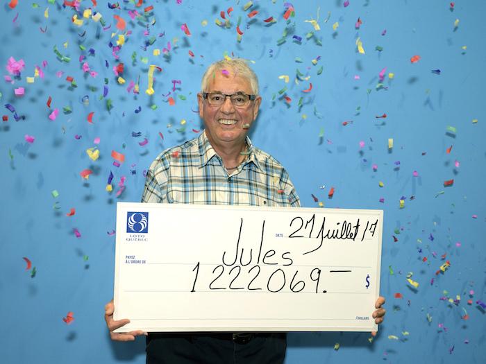 Canadiense ganó dos veces el premio mayor de la lotería — Créalo