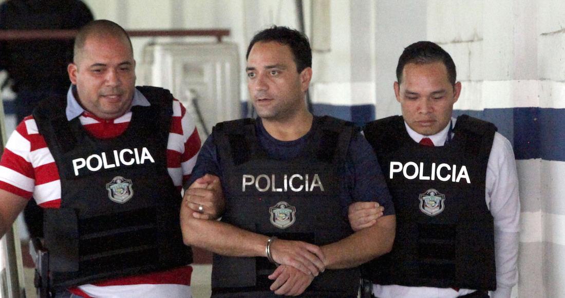 Panamá niega fianza a Roberto Borge; seguirá preso por 60 días