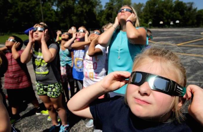 Puede Ciego Un SolarEstudios Se Eclipse Quedar Ver Después De TK13JlcF