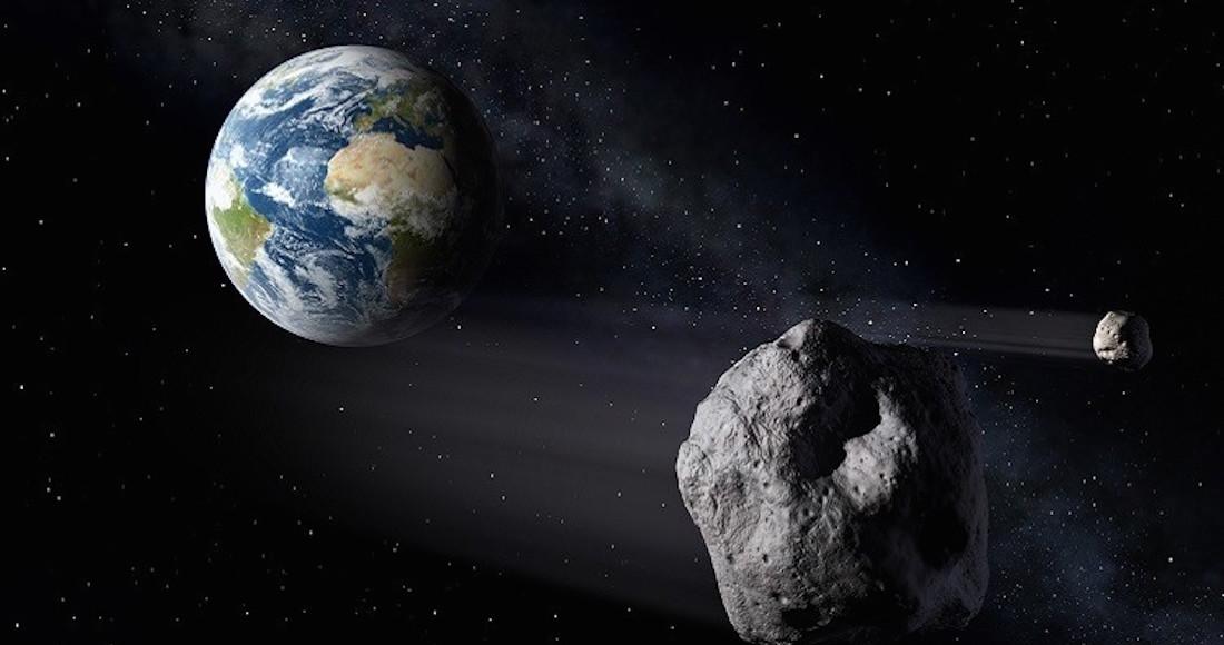 Asteroide pasará cerca de la Tierra el próximo 1 de septiembre