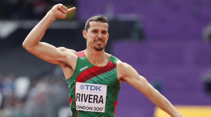 Edgar Rivera llega a final de Mundial de Atletismo