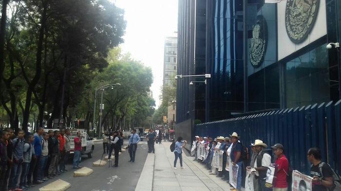 Fuertes declaraciones a favor de los desaparecidos en Ayotzinapa — Evo Morales