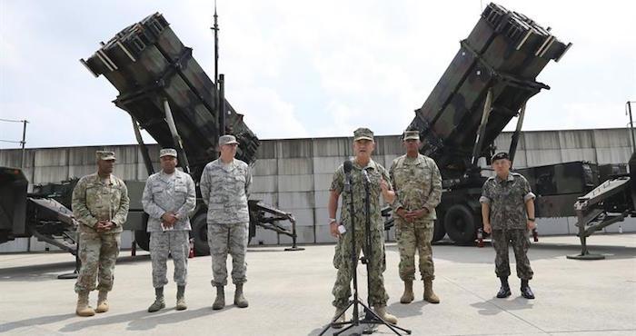 Japón y EE.UU. refuerzan alianza contra Corea del Norte