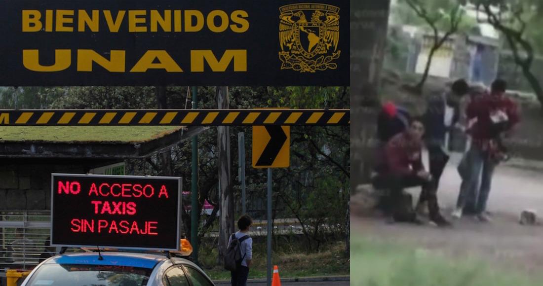 UNAM denuncia ante PGR agresión a periodista en CU