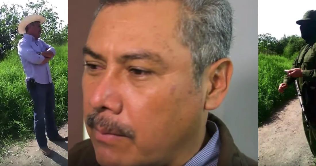 Revelan vídeo de extorsión a alcalde de Mazatepec — VÍDEO