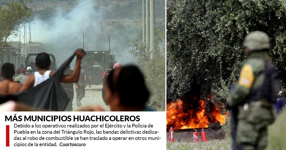 Nacion Huachicol De Como Robar A La Nacion Se Hizo Vida Cotidiana