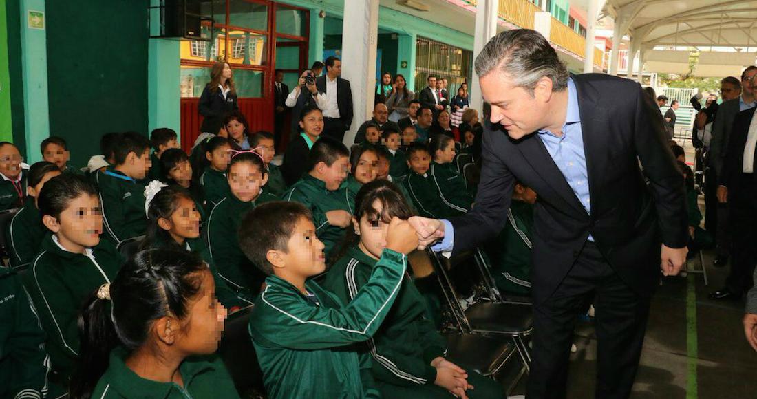 Nuño da inicio a plan piloto de autonomía curricular en escuelas
