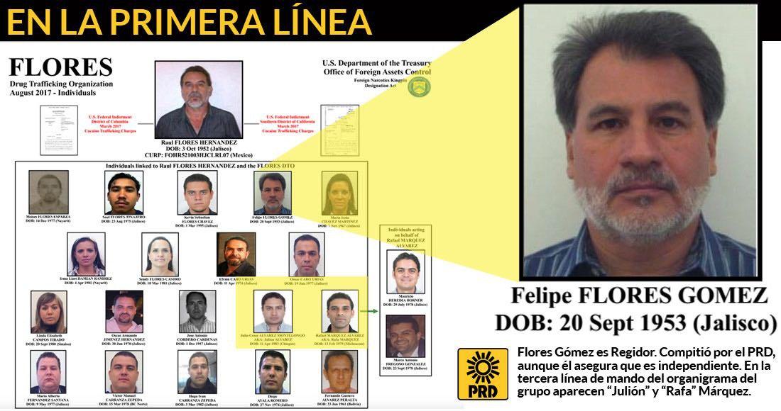 Márquez niega acusaciones y anuncia defensa